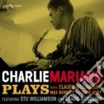 Charlie Mariano - Plays cd musicale di Charlie Mariano