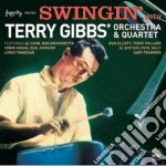 Terry Gibb's Orchestra & Quartet - Swingin' With cd musicale di GIBB'S TERRY ORCHEST