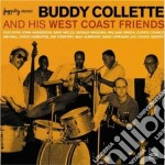 Buddy Collette & His West Coast Friends - Tanganyka cd musicale di COLLETTE BUDDY