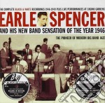 SENSATION YEAR 1946 cd musicale di EARLE SPENCER & BAND