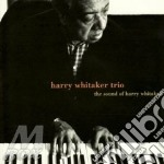 THE SOUND OF cd musicale di WHITAKER HARRY TRIO