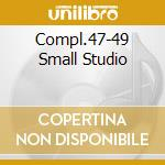 COMPL.47-49 SMALL STUDIO cd musicale di BENNY GOODMAN