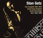 COMPL.46-54 SMALL VOL.2 cd musicale di GETZ STAN