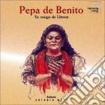 Pepa De Benito - Yo Vengo De Utrera cd musicale di DE BENITO PEPA