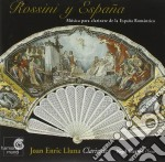 Rossini Y Espana  - Lluna Joan Enric  Cl/nigel Clayton, Pianoforte cd musicale