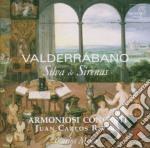 Valderrabano - Silva De Sirenas cd musicale di Enrique ValderrÁbano