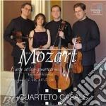 QUARTETTI MILANESI E VIENNESI, K 80; DIV cd musicale di Wolfgang Amadeus Mozart