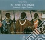 La Cantada Española En América cd musicale