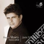 MÀSICA CALLADA cd musicale di Frederic Mompou