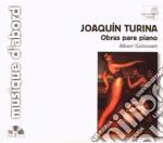 Turina Joaquin - Opee Per Pianoforte  - Guinovart Albert  Pf cd musicale di Joaquin Turina