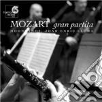 GRAN PARTITA K 361, IL RATTO DAL SERRAG cd musicale di Wolfgang Amadeus Mozart