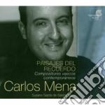 PAISAJES DEL RECUERDO cd musicale