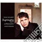 Schubert Franz - Improvvisi Op.90 D 899, Allegretto D 915, 3 Klavierstucke D 946 cd musicale di Franz Schubert