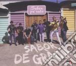 """Sabór De Grácia - Sabór Pa' Rato cd musicale di SabÃ""""r de grÁcia"""