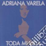 TODA MIDA cd musicale di VARELA ADRIANA