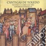 Eduardo Paniagua - Cantigas De Toledo cd musicale di Eduardo Paniagua