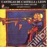 Cantigas alfonso x el sabio cd musicale di Eduardo Paniagua