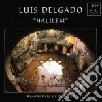 Luis Delgado - Halilem cd musicale di Delgado Luis