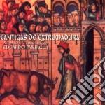 Cantigas de extremadura cd musicale di Eduardo Paniagua