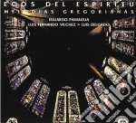 Ecos del espiritu cd musicale di Paniagua vilchez delgado