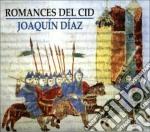 ROMENCES DEL CID cd musicale di JOAQUIN DIAZ
