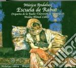 Ahmed Lukili Mulay - Escuela De Rabat cd musicale di MUSICA ANDALUSI