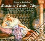 Temsamani - Escuela De Tetuan-tanger cd musicale di Temsamani
