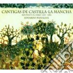 Eduardo Paniagua - Cantigas De Castilla - La Mancha cd musicale di Eduardo Paniagua
