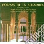 Eduardo Paniagua - Poemas De La Alhambra cd musicale di Eduardo Paniagua