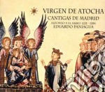 Eduardo Paniagua - Virgen De Atocha cd musicale di Eduardo Paniagua