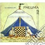 Eduardo Paniagua - La Musica De Pneuma cd musicale di Eduardo Paniagua