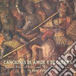 Clarincanto - Canciones De Amor Y De Guerra cd musicale di Clarincanto