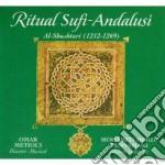 Omar Metioui - Ritual Sufi-andalusi cd musicale di Omar Metioui