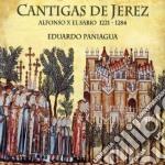 Cantigas de jerez cd musicale di Eduardo Paniagua