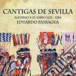 Eduardo Paniagua - Cantigas De Sevilla cd musicale di Eduardo Paniagua