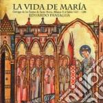 Eduardo Paniagua - La Vida De Maria cd musicale di Eduardo Paniagua