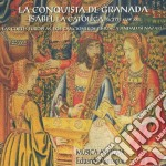 Eduardo Paniagua - La Conquista De Granada cd musicale di Eduardo Paniagua