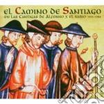 Eduardo Paniagua - El Camino De Santiago cd musicale di Eduardo Paniagua