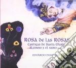 Rosa de las rosas cd musicale di Eduardo Paniagua