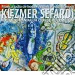 Klezmer sefardi' cd musicale di Rozemblum jo Paniagua eduardo