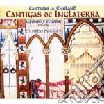 Eduardo Paniagua - Cantigas De Inglaterra cd musicale