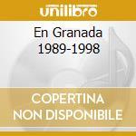 EN GRANADA 1989-1998 cd musicale di EL MEJOR DEL TANGO