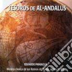 Eduardo Paniagua - Tesoros De Al-andalus cd musicale di Eduardo Paniagua