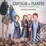 Eduardo Paniagua - Cantigas De Flandes cd musicale di Alfonso x