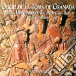 Schola Antiqua - Oficio De La Toma De Granada cd musicale di Antiqua Schola