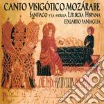 Eduardo Paniagua - El Canto Visigotico Mozarabe cd musicale di Eduardo Paniagua