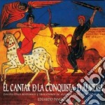 La conquista de almeria cd musicale di Eduardo Paniagua