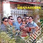 Granadians, Los - El Temperamental Sonido cd musicale di Los Granadians