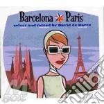 BARCELONA*PARIS cd musicale di ARTISTI VARI