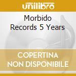 Morbido records cd musicale